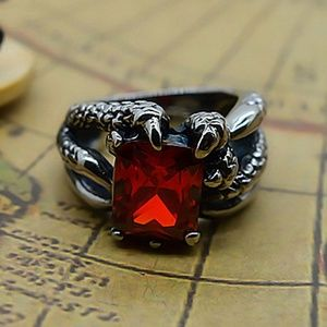Other - NEW Men's Dragon's Treasure Ring .925 STERLING